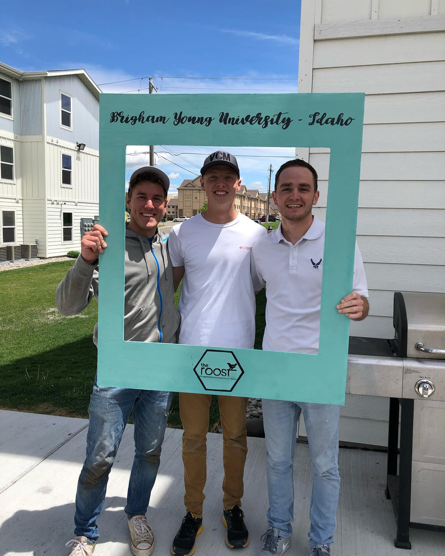 Rexburg Roost Approved Men's Housing